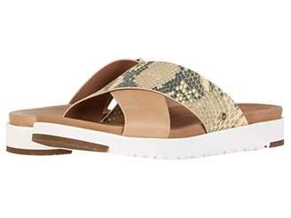 52aad0ff275 UGG Brown Heeled Women's Sandals - ShopStyle
