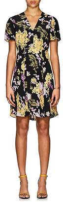 By Ti Mo byTiMo Women's Floral Crepe Dress