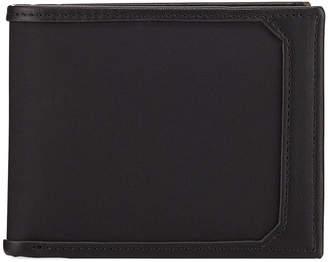 Neiman Marcus Men's Nylon Bi-fold Wallet