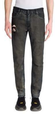 Fendi Karlito Slim-Fit Jeans