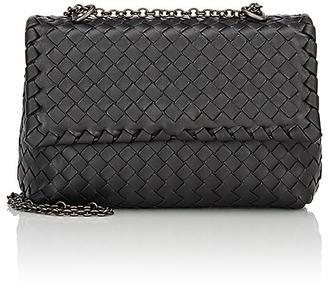 Bottega Veneta Women's Intrecciato Olimpia Mini Shoulder Bag $2,030 thestylecure.com