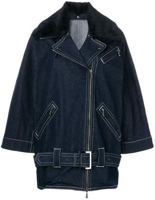 Marni (マルニ) - Marni オーバーサイズ デニムジャケット