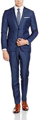 Esprit Men's 996EO2M904 Suit, Blue (Blue)