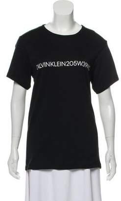 Calvin Klein Graphic Print T-Shirt w/ Tags