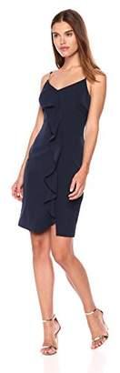 GUESS Women's Dress with Ruffle Detail