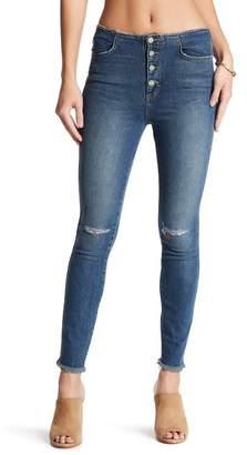 Siwy Denim Annabella Raw Edge Skinny Jeans