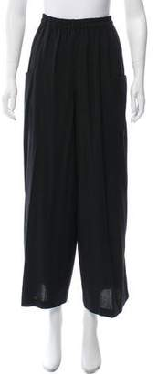 Oska High-Rise Wide-Leg Pants