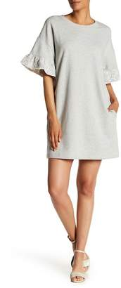 Sanctuary Tamara Eyelet Tie Dress