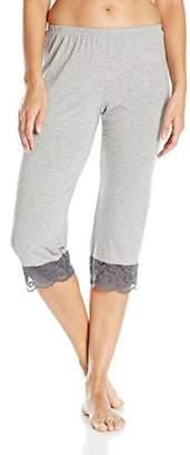 Cosabella Women's Nouveau Crop Pant PJ