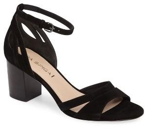 Women's Via Spiga Christa Strappy Sandal $195 thestylecure.com