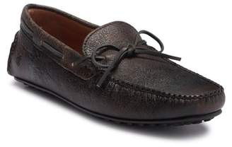 Frye Allen Tie Leather Loafer