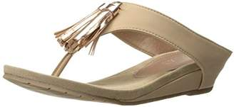 Kenneth Cole Reaction Women's Great Tassel Wedge Sandal