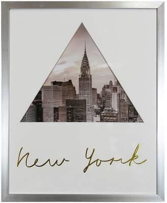 Arthouse ARTHOUSE Romantic New York City Framed Canvas