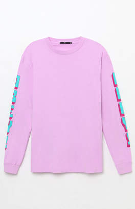Obey New World 2 Pigment Long Sleeve T-Shirt
