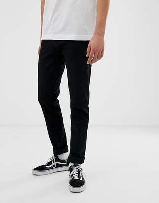 Weekday tall friday skinny jeans black