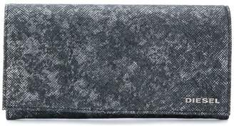 Diesel 24 A Day continental wallet