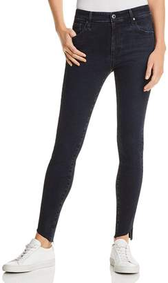 AG Jeans Farrah Ankle Skinny Jeans in Yardbird - 100% Exclusive