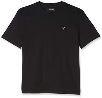 Lyle & Scott Plus Size Men's Plus Crew Neck T-Shirt,(Manufacturer Size:1XL)