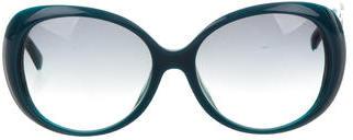 Emilio PucciEmilio Pucci Oversize Square Sunglasses
