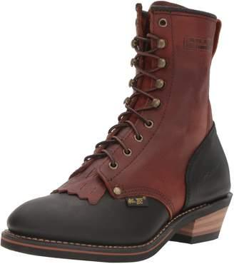 """AdTec Men's 1179 9"""" Packer Work Boot"""