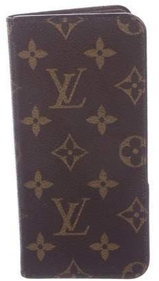 Louis Vuitton Monogram iPhone 6 Plus Folio Case