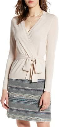 Halogen Tweed A-Line Skirt