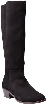 Vionic Knee High Leather Athletic Fit Boots - Tinsley