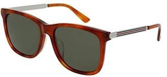 Gucci Men's GG0078SK 005 Sunglasses