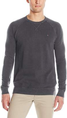 Tommy Hilfiger Men's Thdm Gmd Crew Neck Long Sleeve Pull Over Sweater