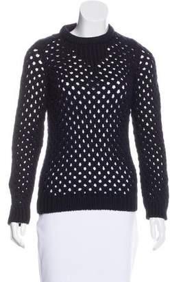 Adam Wool Cutout Sweater