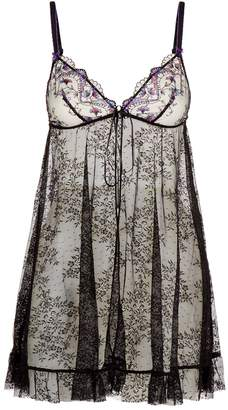 Aubade Embroidered Babydoll Dress