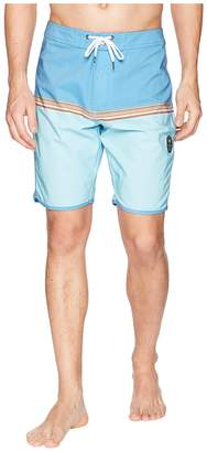 VISSLA Dredges Four-Way Stretch Boardshorts 20 Men's Swimwear