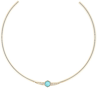 Jules Smith JULES SMITH WOMEN'S NEIGE TORQUE CHOKER $75 thestylecure.com