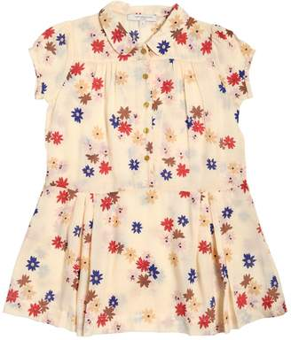 Daisy Printed Viscose Muslin Dress