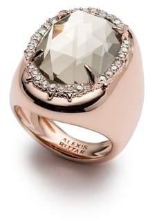 Alexis Bittar Halo Signet Ring