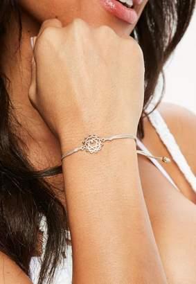 Missguided Heart Chakra Bracelet