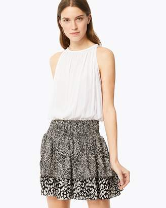 Ramy Brook Printed Annabelle Skirt