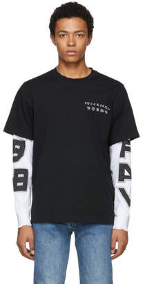 Diesel Black T-Sound Layer T-Shirt