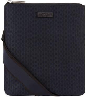 HUGO BOSS Monogram Pouch Shoulder Bag