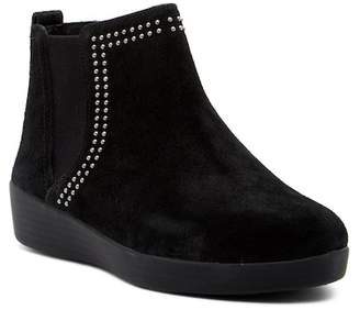 FitFlop Studded Suede Super Chelsea Boot