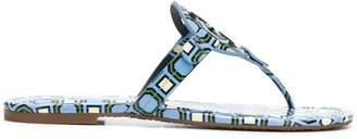 Tory Burch Miller printed sandals