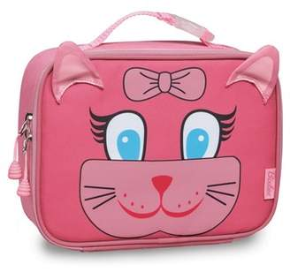 Bixbee Kitty Water Resistant Lunchbox
