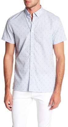 Calvin Klein Short Sleeve Print Shirt