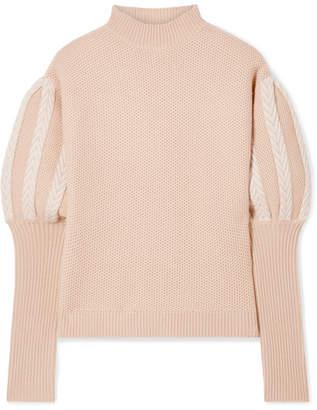 Jonathan Simkhai Wool Sweater - Ivory