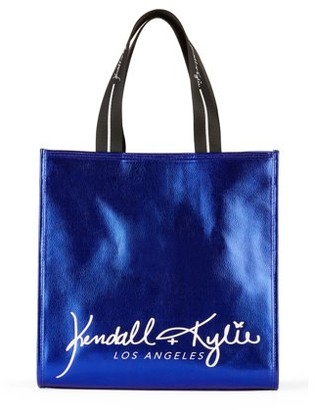KENDALL + KYLIE For Walmart for Walmart Cobalt Mini Tote