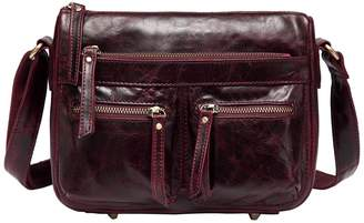 Vicenzo Leather Zinnia Leather Crossbody Bag