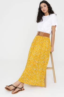 Ardene Wide Band Maxi Skirt