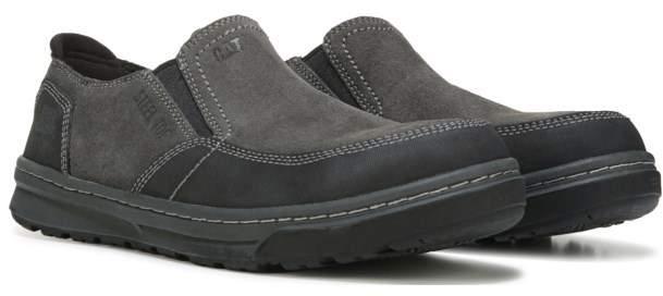 CaterpillarCaterpillar Men's Valor Medium/Wide Steel Toe Slip On Work Shoe