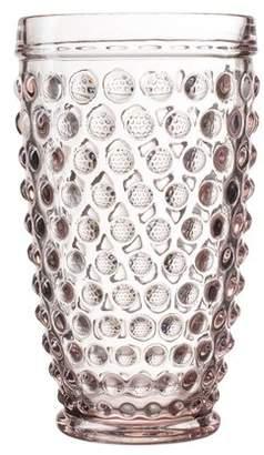 Elle Decor Bistro Dot Glass Highball Glass