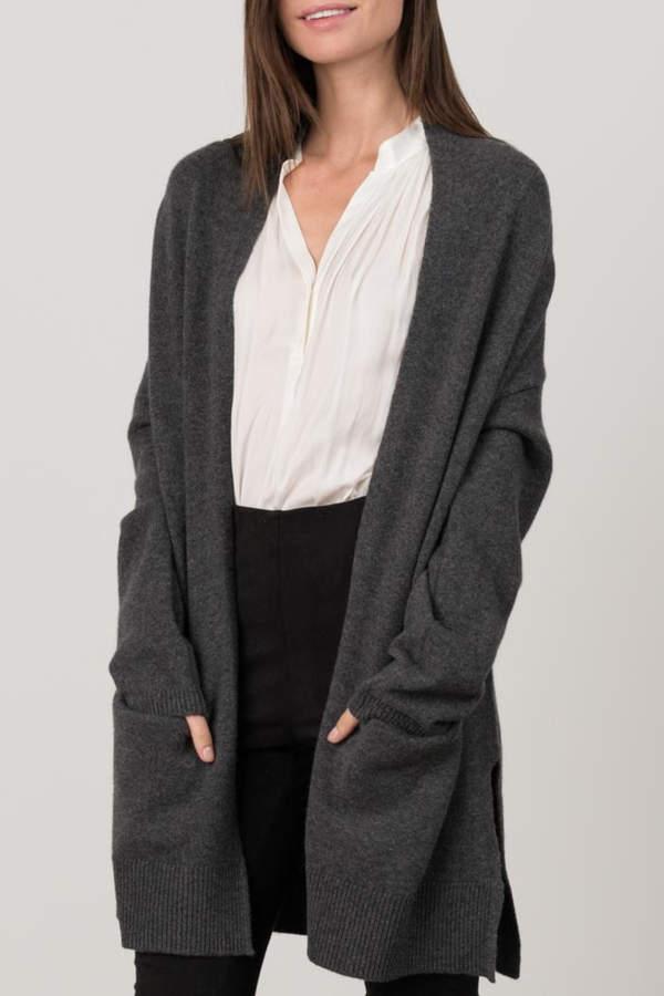 Margaret 4-Ply Cashmere Coat